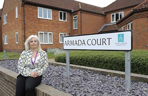 Armada Court