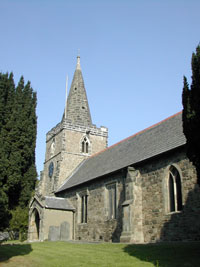 St Michael's Church Markfield