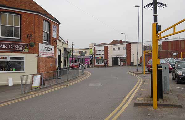 Proposed Hinckley Townscape Heritage Initiative