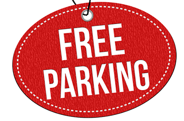 Free parking on Saturdays this Christmas