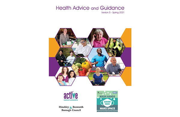 Health advice and guidance spring 2021