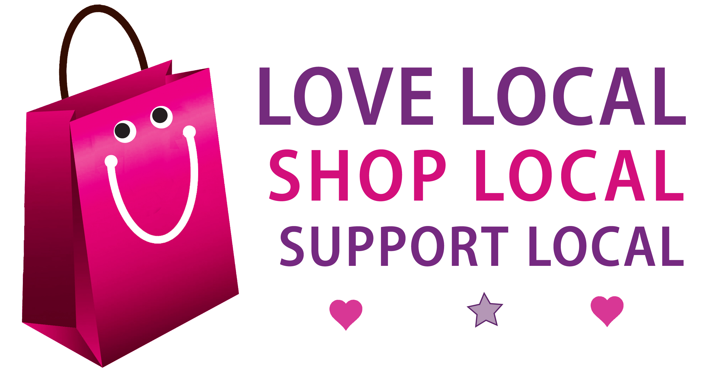 Love local, shop local business directories