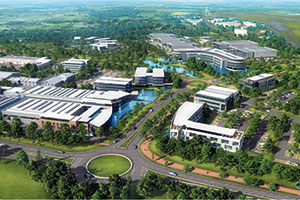 MIRA business park